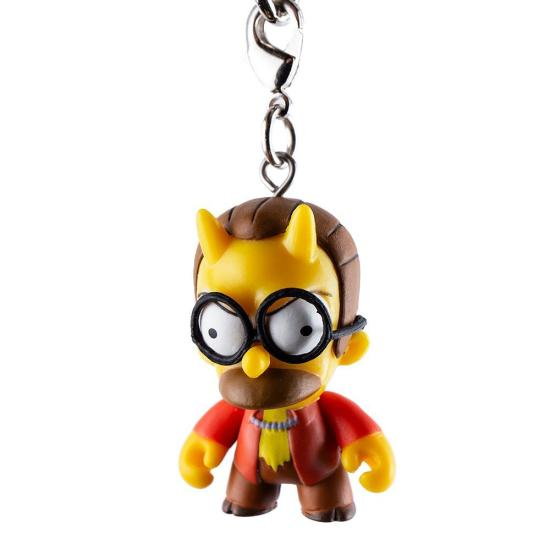 Kidrobot's 'Craptacular' Simpsons Key Chains Do One ...Black Bart Simpson Do The Right Thing