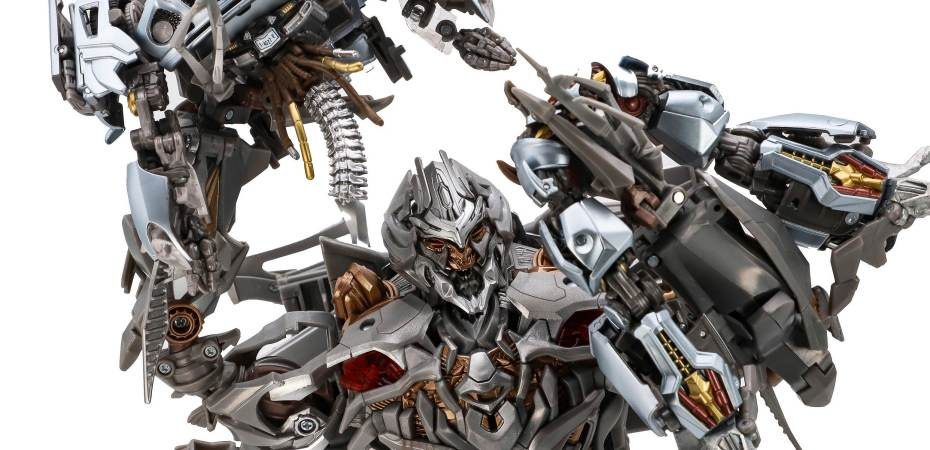 Movie Masterpiece Jazz & Megatron Officially Revealed