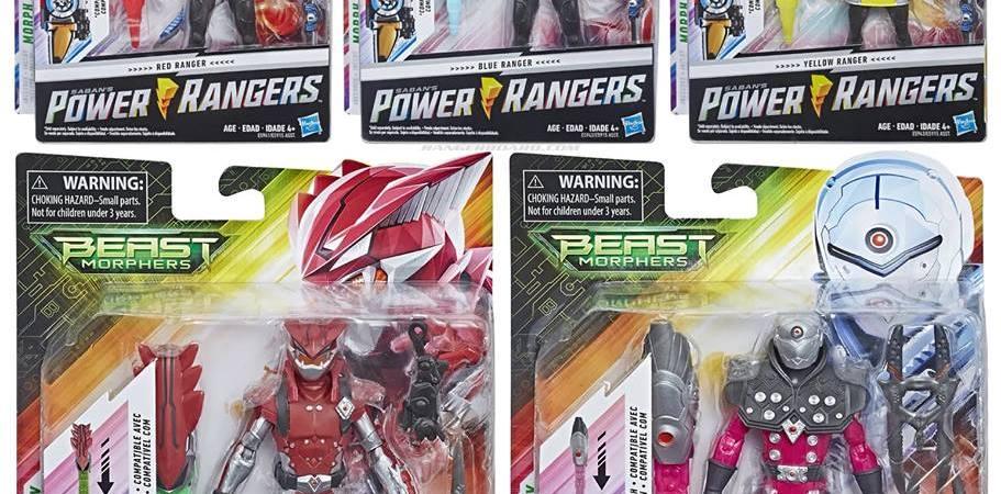 UK Toy Site Forbidden Planet Reveals Hasbro's Power Rangers Beast