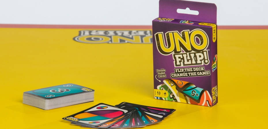 6e79fce2855c The World s  1 Card Game UNO Flips the Deck with New UNO FLIP