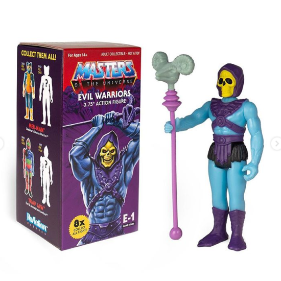 Super7 Announces Heroes, Villains, and Iron Maidens 3 75