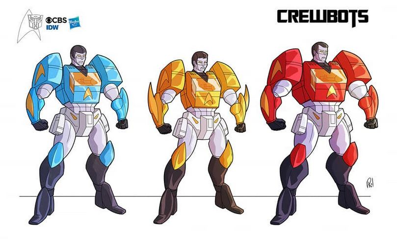Transformers 5 Concept Art