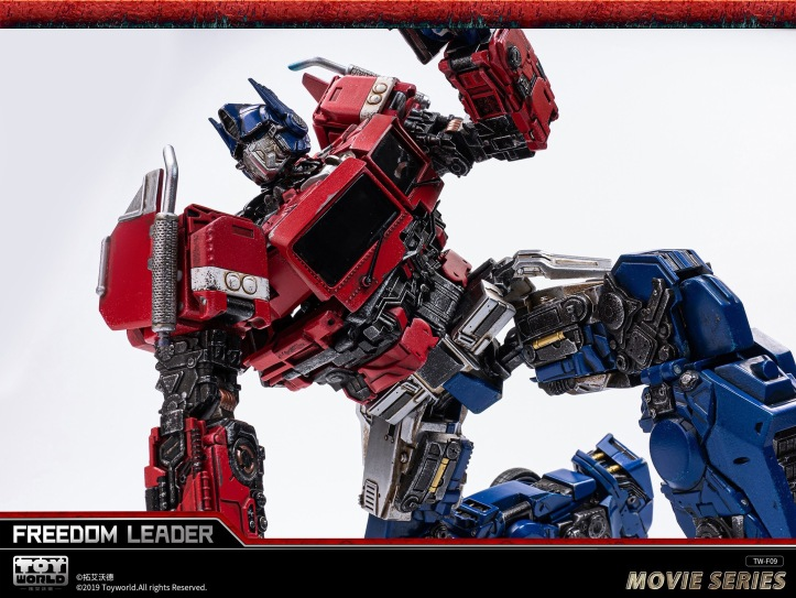 New Images For THREE 3rd Party Transformers Toys Have Been