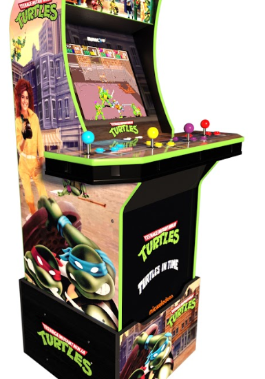 Arcade1Up Wants to Take You To A Galaxy Far Far Away