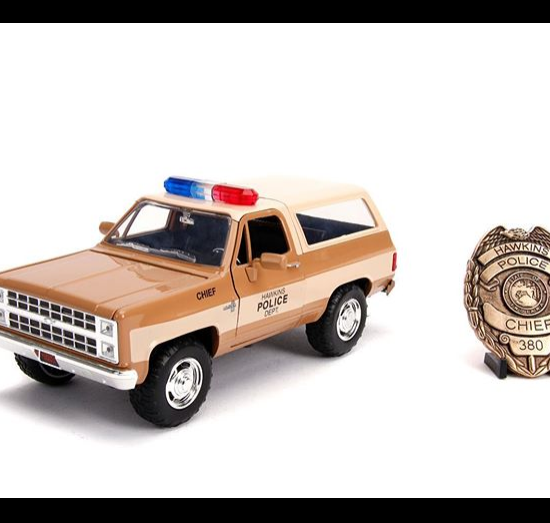 Jada Toys is Having a Stranger Things Die Cast Car Giveaway Contest