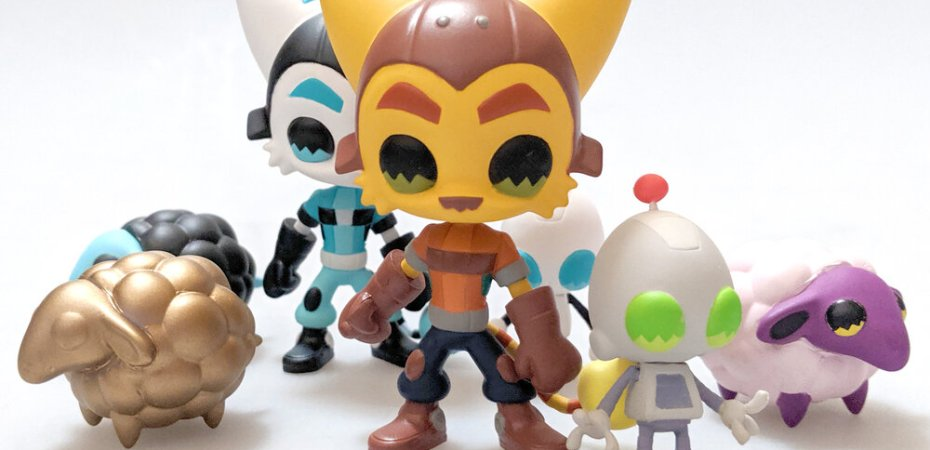 Insomniac Games Opens Pre Orders On Ratchet And Clank Blind Bags