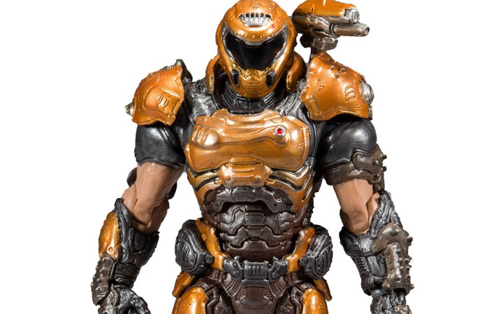 Mcfarlane Toys Reveals Doom Slayer And Marauder Figures