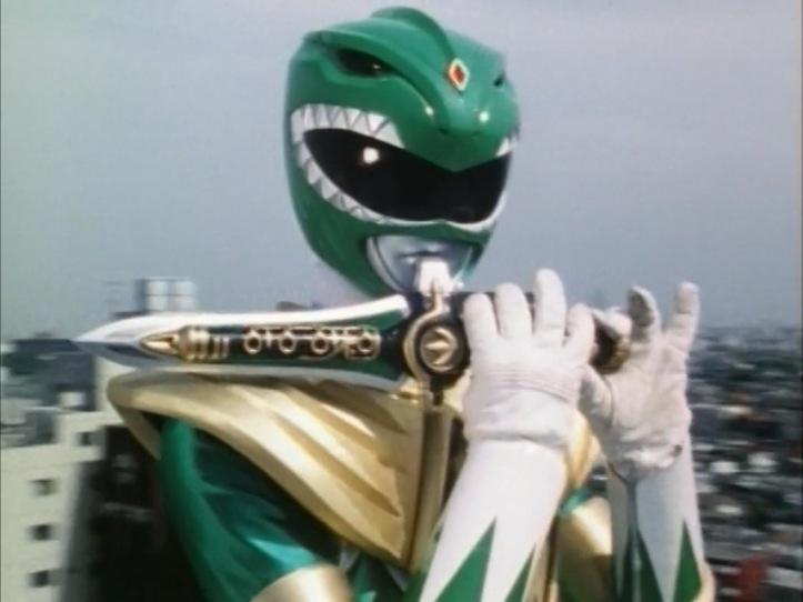 Hasbro is Releasing a Power Rangers Lightning Collection Green Ranger Dragon Dagger