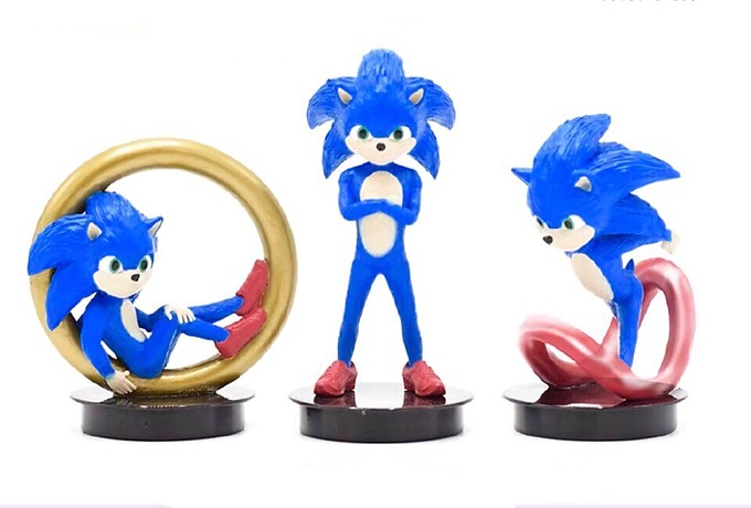 Entertainment Earth Reveals Final 3 Sonic The Hedgehog Movie Toys