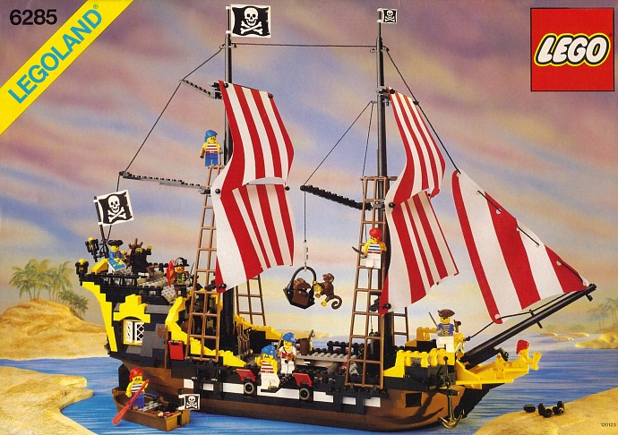 Original Black Seas Barracuda set 6285