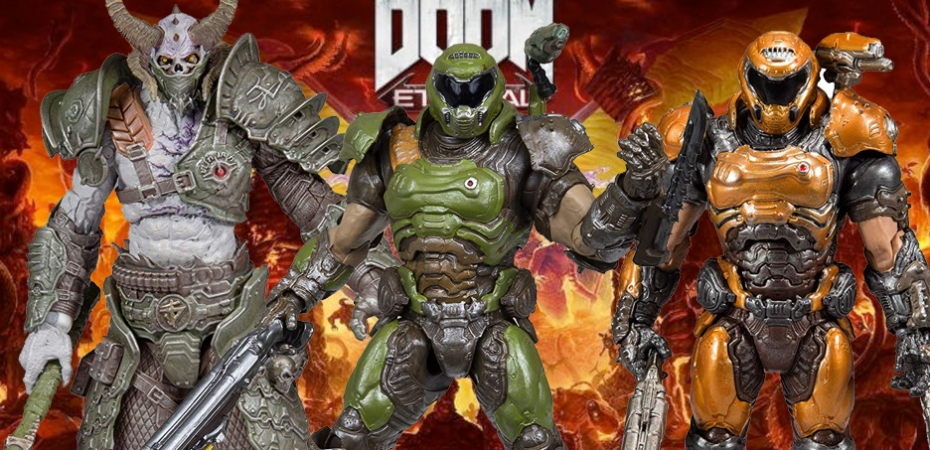 More Doom Action Figures Are Coming From Mcfarlane Toys