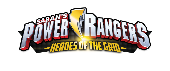 Power Rangers Heroes of the Grid Logo