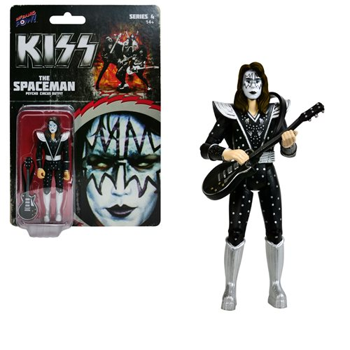 KISS Psycho Circus The Spaceman