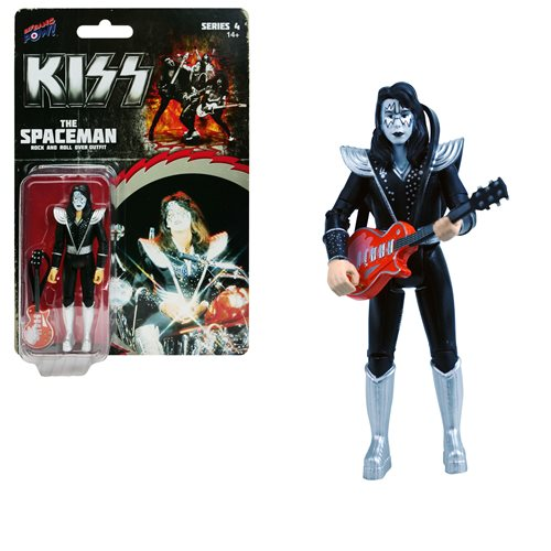 KISS Rock and Roll Over The Spaceman