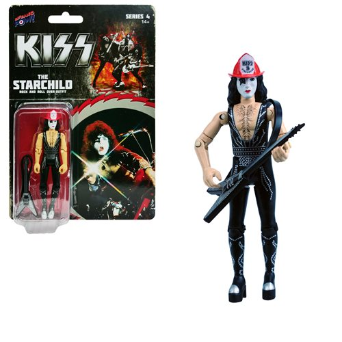 KISS Rock and Roll Over The Starchild