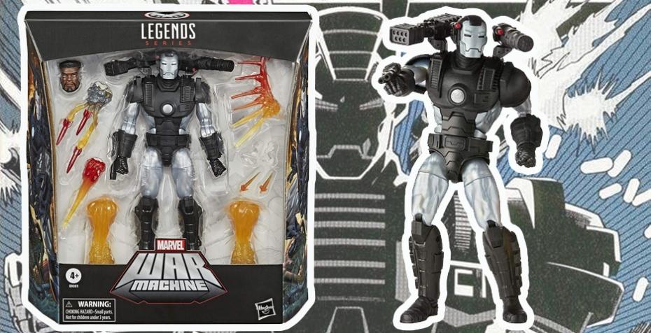 Hasbro War Machine Deluxe PRE-ORDER Marvel Legends